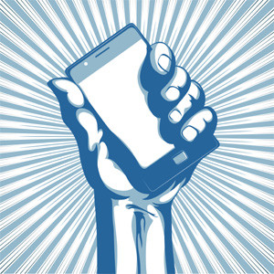 5 apps para ser más rápido que el viento escribiendo mensajes en el móvil