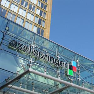 ¿Adiós al papel? Tres cuartas partes de los ingresos publicitarios de Axel Springer vienen ya del universo digital