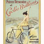 Le invitamos a viajar en el tiempo en 'las 6 bicicletas más vintage' de la publicidad