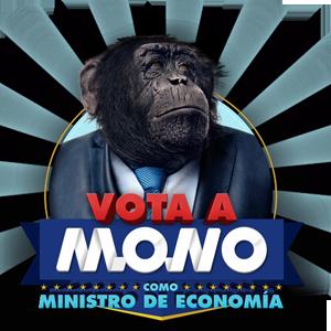Desvelada la marca que está detrás de la campaña #VotaAMono