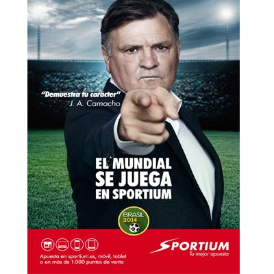campaña sportium