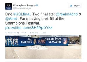 La final de la Champions League generó más de 8,4 millones de tuits