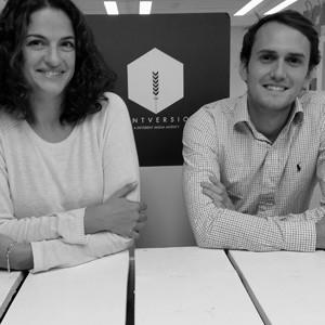 Lucía Mico y Miguel García Menchén, nuevos directores de planificación en Contversion