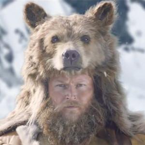 Este spot protagonizado por una cabeza de oso parlante demuestra lo chiflada que está la publicidad de cerveza