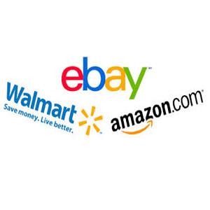 Amazon, eBay y Wal-Mart, ejemplos de cómo los negocios retail pueden ganar en mobile