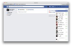 ¿Harto del news feed de Facebook?