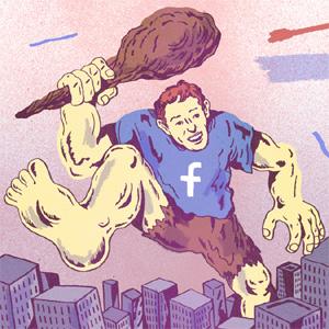 """La """"orgía"""" de compras protagonizada por Facebook en los últimos 10 años"""