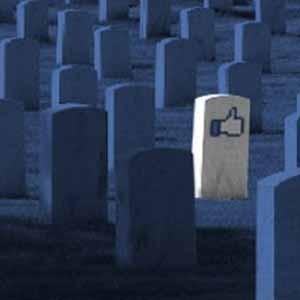 Facebook tiene 30 millones de perfiles abiertos de personas fallecidas