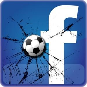 Los aficionados al fútbol publican en Facebook 1,3 veces más fotos y 1,5 más vídeos que la media
