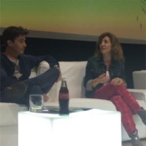 M. Fontcuberta (Coca-Cola) en El Sol 2014: