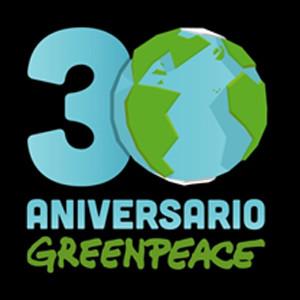 Kitchen celebra el cumpleaños más combativo de Greenpeace