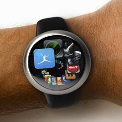 ¿Será el iWatch de Apple redondo o cuadrado?