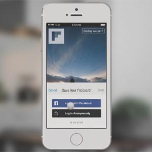 Facebook abandona su afán por la indiscreción e introduce el login anónimo a otras apps