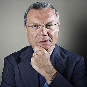 Martin Sorrell, el CEO de WPP, en embolsó la friolera de 36 millones de euros en 2013