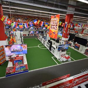 Media Markt anima a sus clientes a ganar la Jugada del Mundial de Brasil 2014