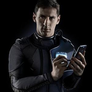 Samsung publicita de nuevo la serie Galaxy 11 con Cristiano Ronaldo, Messi y Casillas