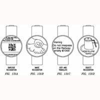 Reconocimiento de imágenes, control por gestos... El próximo reloj inteligente de Samsung podría ser 'muy inteligente'