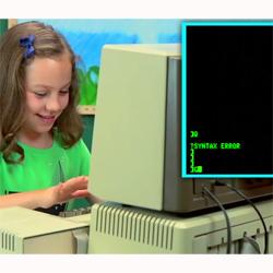 Las curiosas y divertidas reacciones de un grupo de niños a un Walkman y un viejo Apple II