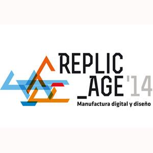 REPLIC_AGE '14, el mayor evento de manufactura digital y diseño en la  Central de Diseño de Matadero Madrid