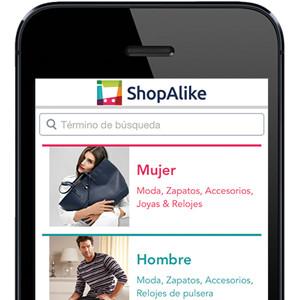El m-commerce crece a pasos agigantados, y ShopAlike da fe de ello duplicando en 4 meses la descarga de su app