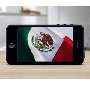 Los mexicanos dedican  2,7 horas de media diarias frente a sus smartphones