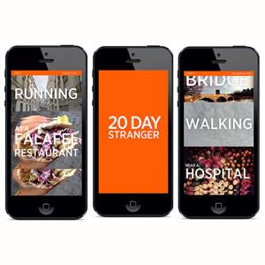 20 Day Stranger, la app con la que podrá compartir su vida durante 20 días con un completo desconocido