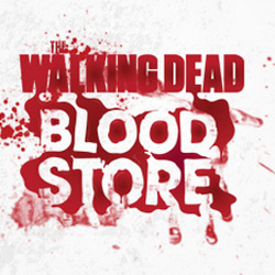 the walking dead blood store