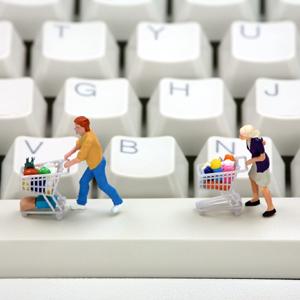 traditional shopping vs online shopping