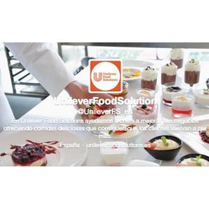MRM//McCann nuevo responsable de la cuenta digital de Unilever Food Solutions