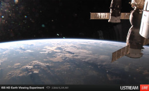 La NASA le invita a ver la Tierra en vivo, en streaming y en HD tranquilamente desde el sofá de su casa