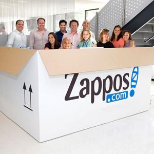 Si quiere trabajar en Zappos, olvídese de los CV y ábrase una cuenta en su red social