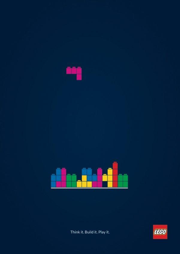 30 anuncios para celebrar los 30 años que Tetris lleva
