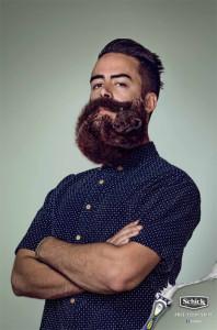 ¿Ha pasado de castaño oscuro la obsesión de los hipsters por las barbas? Esta campaña cree que sí
