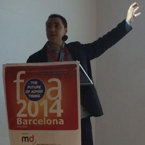 10 claves para hacer de las redes sociales el mejor amigo de la marca, según Ismael el Qudsi en FOA 2014