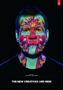 Adobe nos descubre la cara más chillona de la