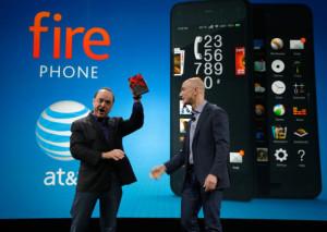 Amazon ofrece suculentas tarifas de publicidad para captar aplicaciones móviles para su Fire Phone