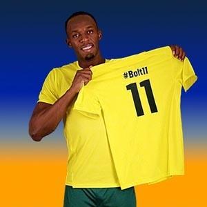 Visa Europe ficha a Usain Bolt para su campaña publicitaria en el Mundial de Brasil
