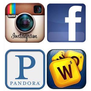 La mitad del tiempo que pasamos con los móviles es para usar apps como Instagram o Facebook