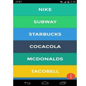 Las grandes marcas se sorprenden al aparecer en la peculiar aplicación 'Yo'