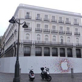 La Apple Store de la Puerta del Sol abre este sábado 21 de junio