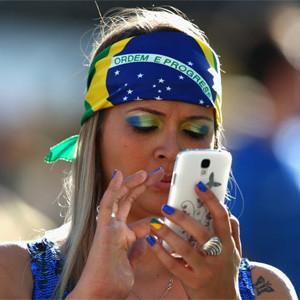 Si hacemos caso de las apps de citas, el Mundial de Fútbol es un poderoso afrodisíaco