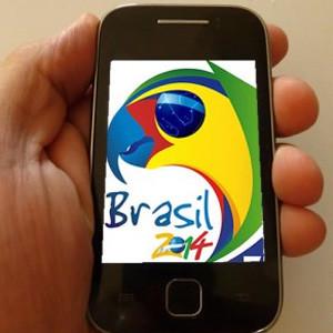 En el Mundial de Fútbol los smartphones amenazarán el título de