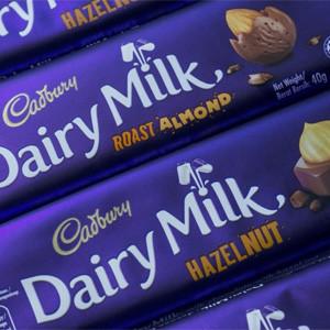 Arabia Saudí veta las barritas de chocolate de Cadbury tras detectar en ellas ADN porcino