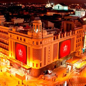Callao City Lights retransmite la ceremonia de proclamación del nuevo rey Felipe VI