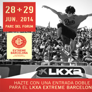 The Pinker Tones ponen la banda sonora a LKXA Extreme Barcelona