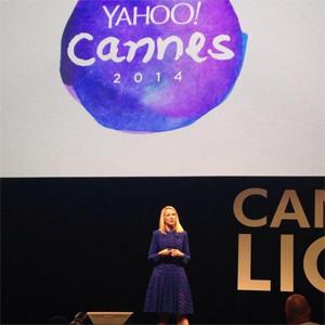 Así reacciona Twitter a la 'comercial' ponencia de Marissa Mayer en Cannes Lions