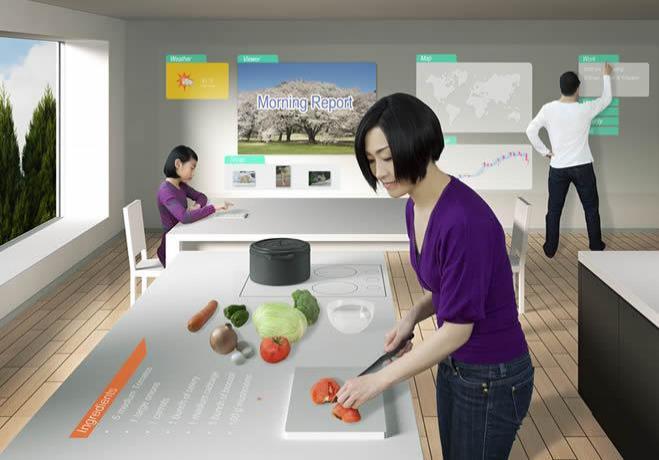 casa-del-futuro-con-iPhone