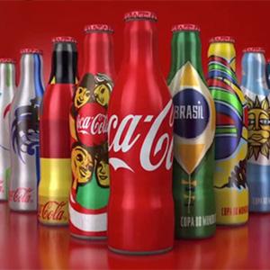 """Coca-Cola mete una goleada a todos los sponsors del Mundial, tanto a los oficiales como a los """"intrusos"""""""