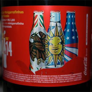Coca-Cola, Budweiser y Nike 'juegan' su particular partido en el Mundial de Brasil