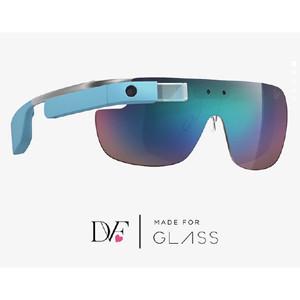Hay esperanza para la apariencia de las Google Glass: Diane von Furstenberg las rediseña